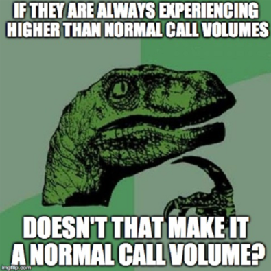 meme, memes, call centers, Philosoraptor, dinosaurs, Geek-Themed Meme of the Week