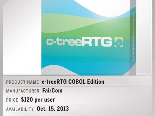 c-treeRTG COBOL Edition