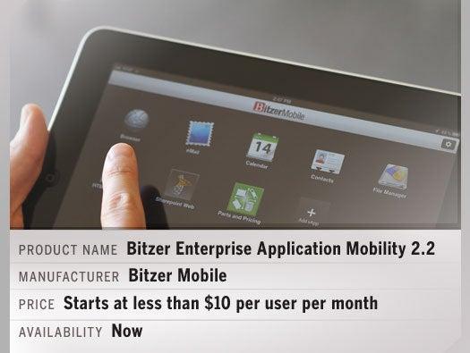 Bitzer Enterprise Application Mobility (BEAM) 2.2