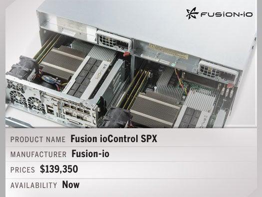 Fusion ioControl SPX