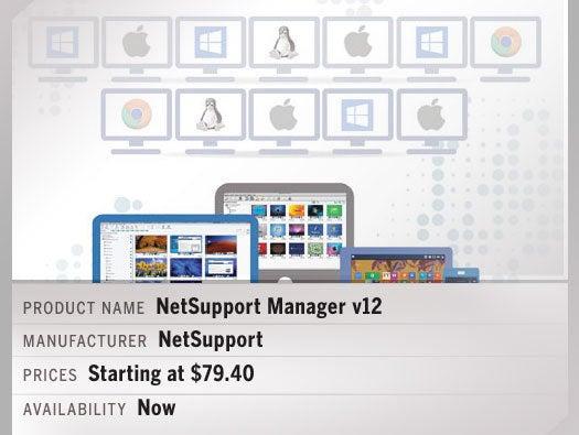 NetSupport Manager v12