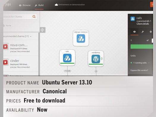 Ubuntu Server 13.10