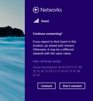 Windows 8 1 networking cheat sheet | Network World