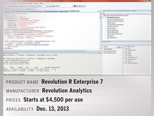 Revolution R Enterprise 7
