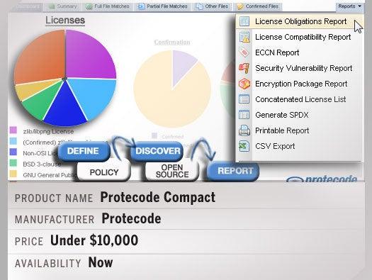 Protecode Compact