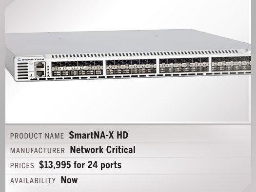 SmartNA-X HD