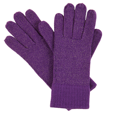 Isotoner smarTouch Allover Knit Gloves