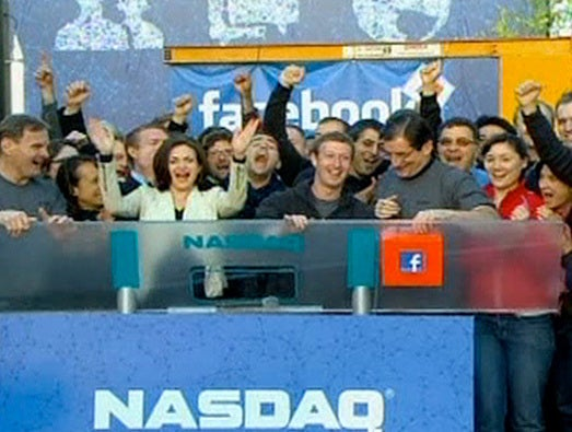 Facebook's IPO woes
