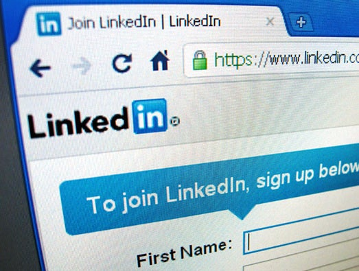 LinkedIn breached