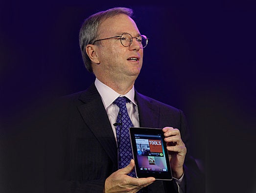 Google does it all, even tablets
