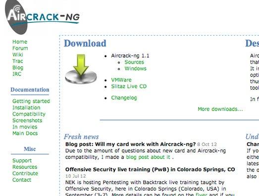 AirCrack