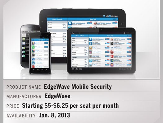 EdgeWave Mobile Security