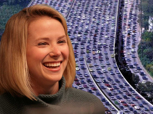 Marissa Mayer slays Yahoo's work-from-home policy