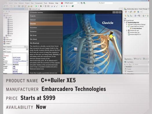 C++Builer XE5