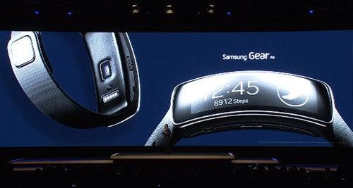 Samsung fitness Gear