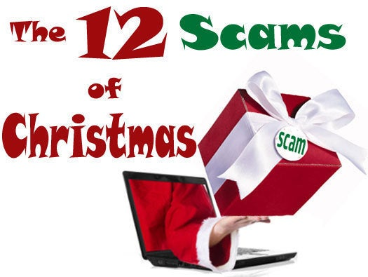 holiday scams, cybercrime