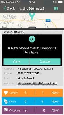 Accenture's mobile wallet