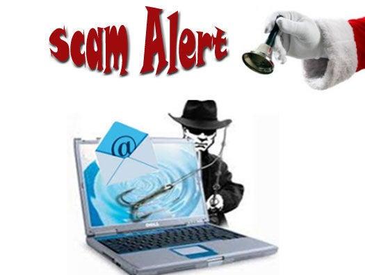 Holiday Spam/Phishing
