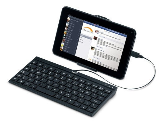 Genius LuxePad A110 Wired Android Keyboard