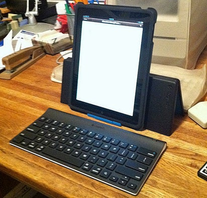 Logitech Bluetooth keyboard for iPad 2