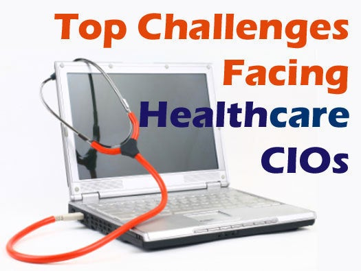 Top Challenges Facing Health cCare CIOs