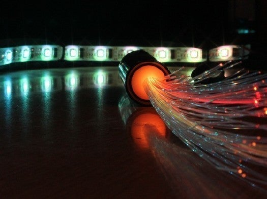 Luminance: Open Source Reactive Lighting Platform