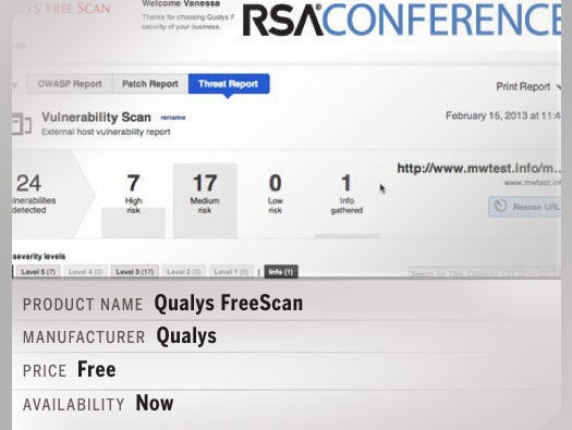 Qualys FreeScan