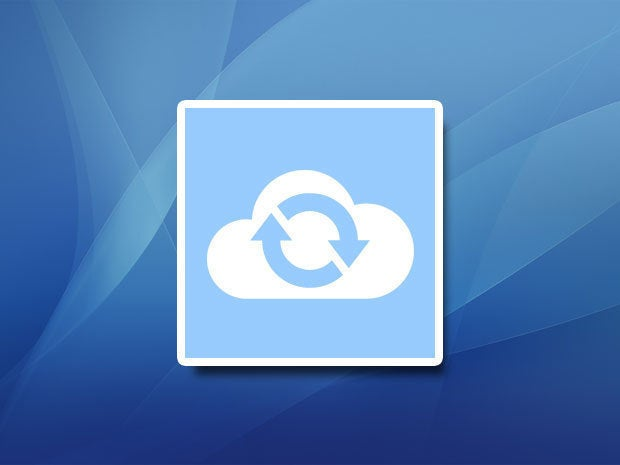 cloud syncing image