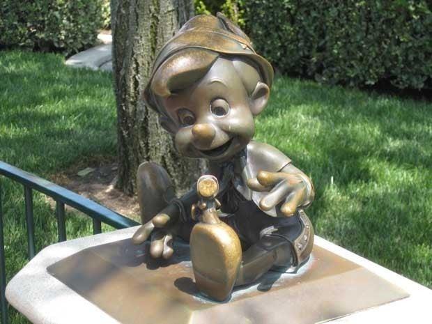 Statue of Pinocchio