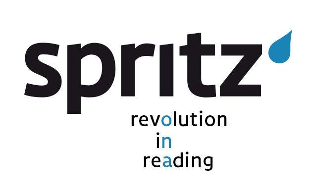 Spritz zooms mobile reading