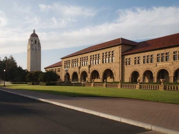 Picture of Stanford University's Main Quad