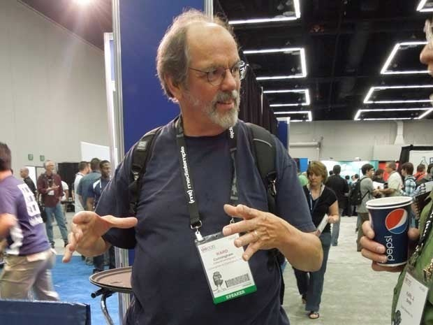 Photo of Ward Cunningham