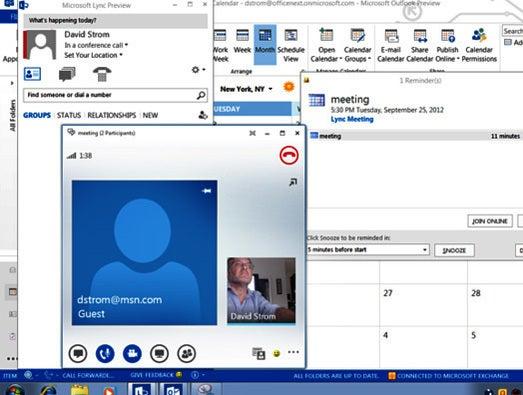 Microsoft Lync 2013 (beta)