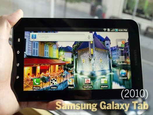 Samsung Galaxy Tab (2010)