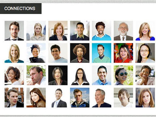 LinkedIn\'s New Profile: Your Connections