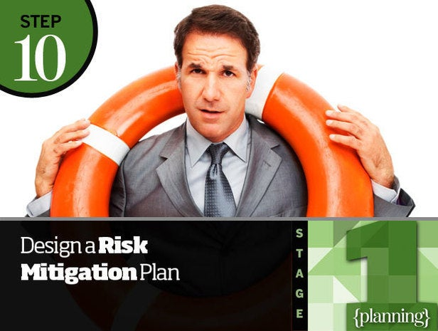 Step 10: Design a Risk Mitigation Plan