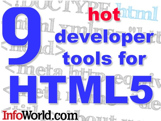 HTML5 development tools on the rise