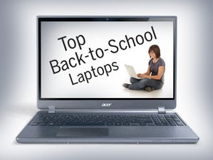 Top Back-to-School Laptops