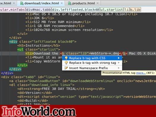 JetBrains WebStorm 4.0