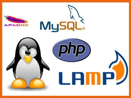 LAMP Stack, Linux, Apache, MySQL, PHP