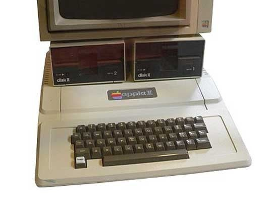 Apple II computer