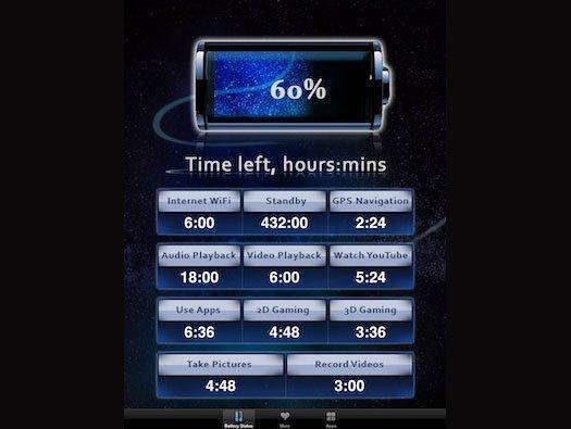 BatteryBoost Magic App