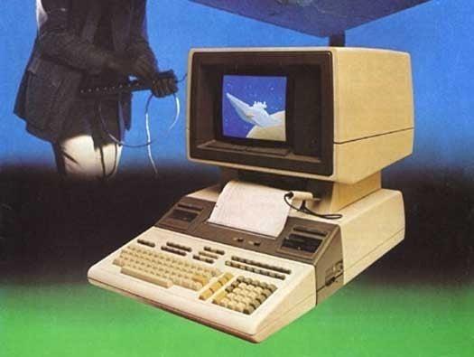 HP 9845C computer