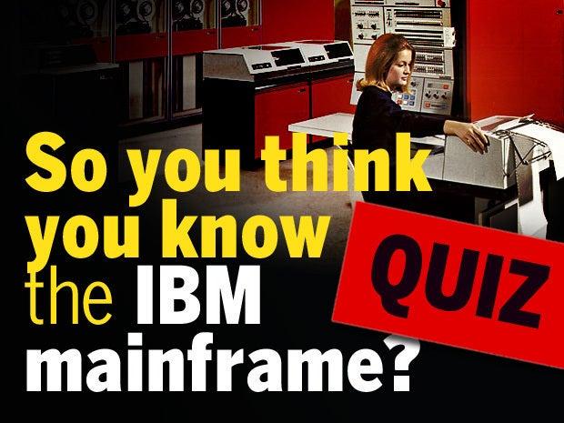 IBM System/360 mainframe