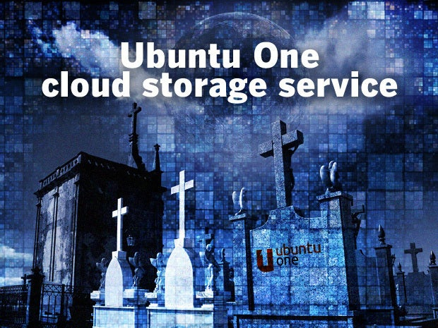 Ubuntu One cloud storage service