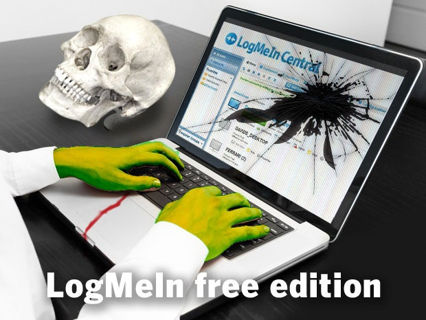 LogMeIn free edition