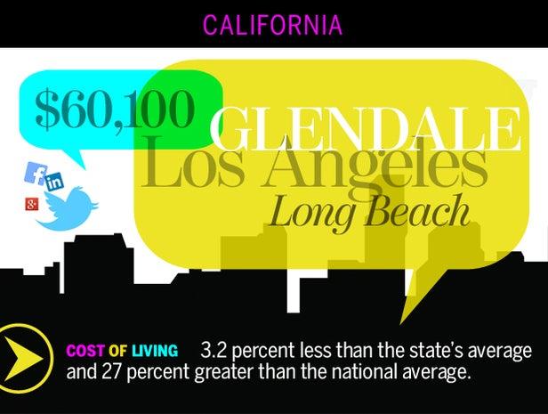 Los Angeles-Long Beach-Glendale, Calif.