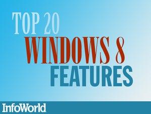 Top 20 Windows 8 Features