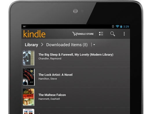 kindle app how to download book to android