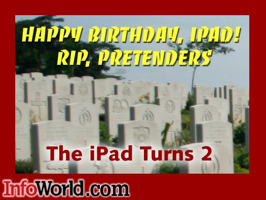 Happy Birthday Ipad Rip Pretenders Cio